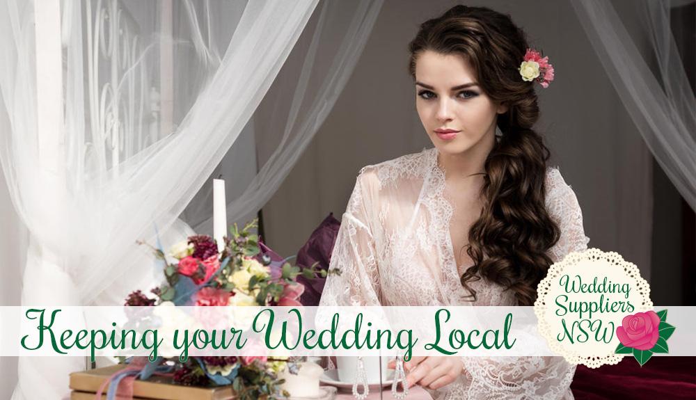 Wedding Suppliers NSW - Keep Your Wedding Local